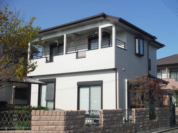 香川県高松市木太町A様邸 外壁塗装/屋根塗装