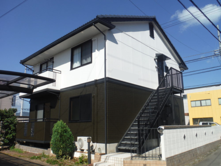 香川県高松市成合町H様邸 外壁塗装/屋根塗装/シーリング工事