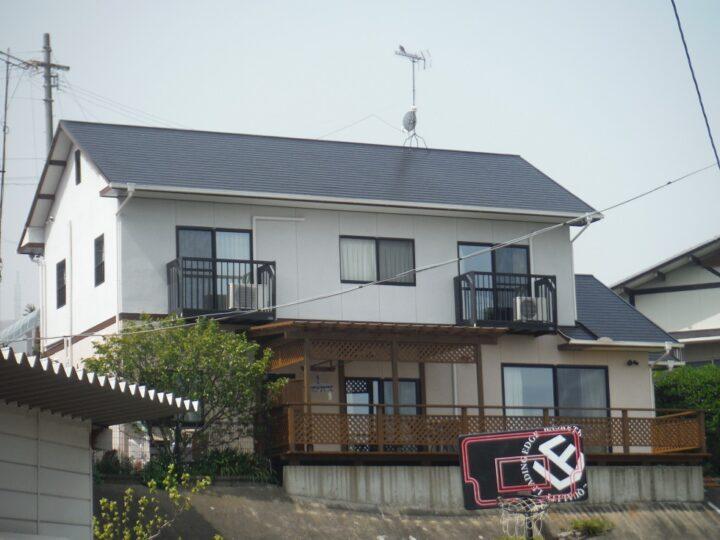 香川県高松市植松町A様邸 外壁塗装/屋根塗装