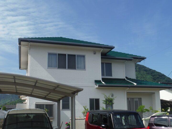 香川県高松市御厩町k様邸 外壁塗装/屋根塗装