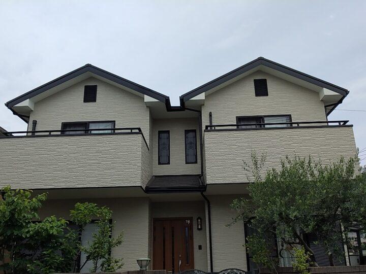香川県高松市屋島西町O様邸 外壁塗装/屋根塗装