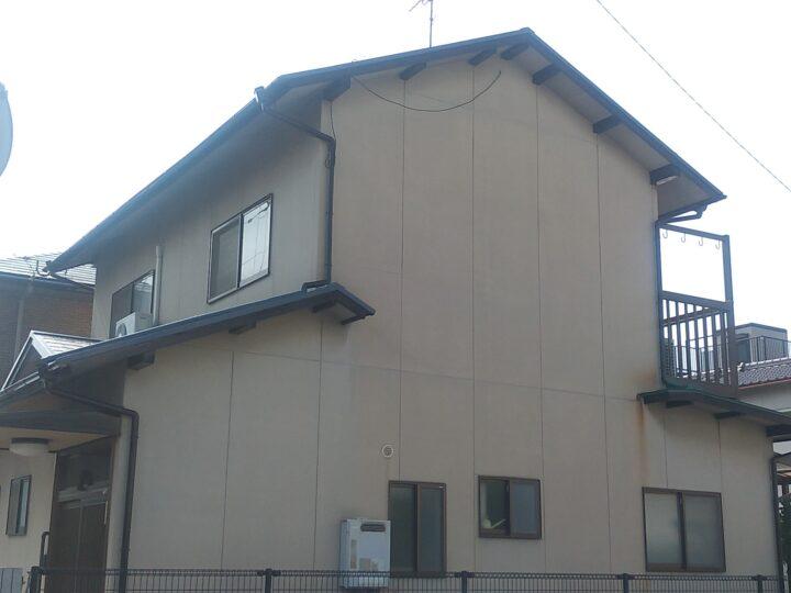 香川県高松市昭和町Y様邸 屋根塗装