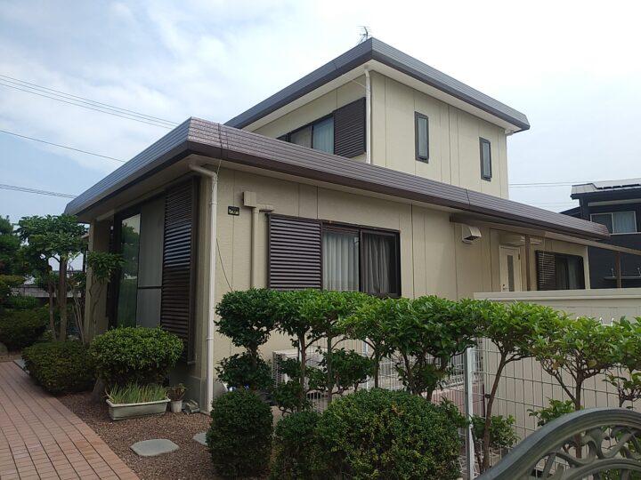香川県高松市庵治町Y様邸 外壁塗装/屋根塗装